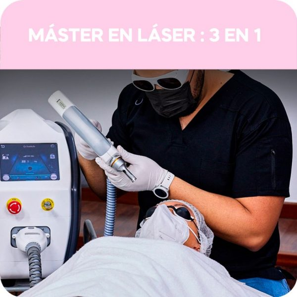 master en laser